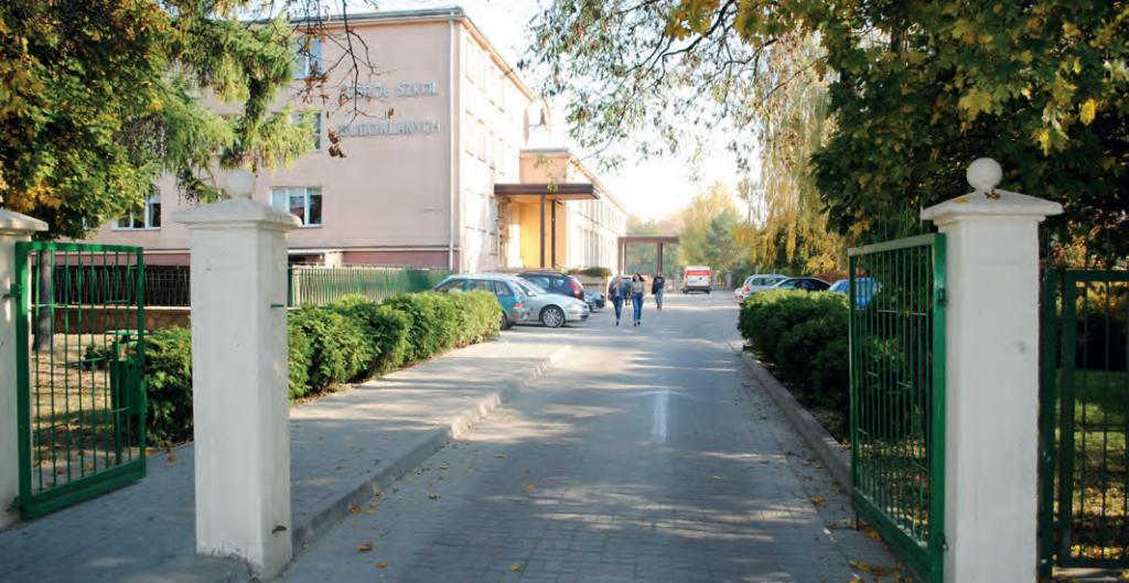 ZSB Lublin budynek