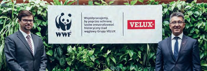 WWF iprezes grupy VELUX jecek siwiński