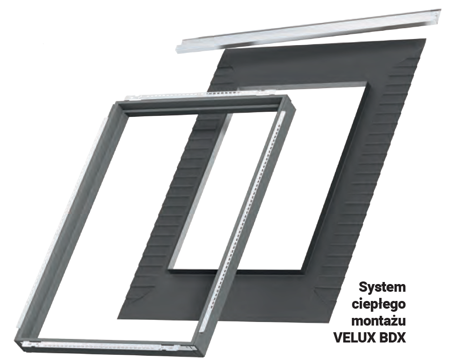 system velux BDX