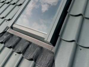 obróbki okna dachowego
