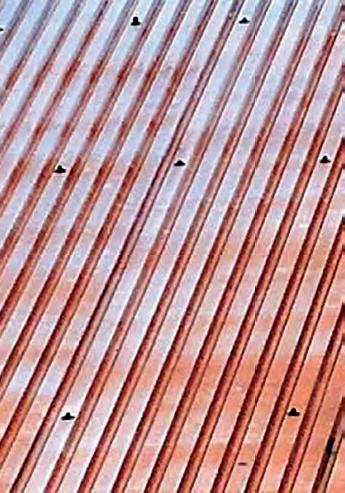 brzydki dach