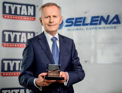 Krzysztof Domarecki, prezes zarządu Selena FM SA.