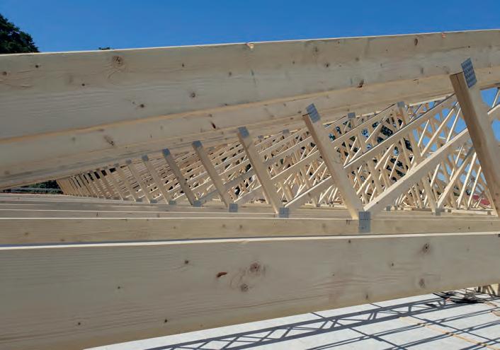 Dachy projektowane iprodukowane wtechnologii B.PRO